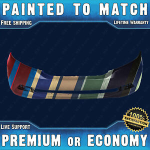 New Painted To Match Front Bumper Cover Replacement For 2011 2016 Honda Odyssey