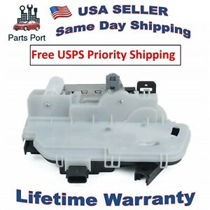 Power Door Lock Actuator Assembly For 07 15 Ford Edge Lincoln Mkx Front Left