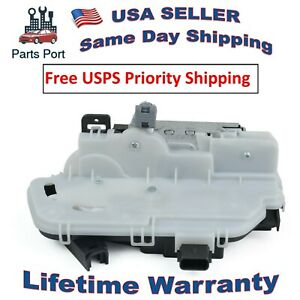 Power Door Lock Actuator Assembly For 07 15 Ford Edge Lincoln Mkx Front Right