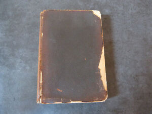 Emergency Surgery Sluss 1910 Antique Medical Reference Book Leather Gilt