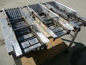Belshaw Dr 42 Donut Robot Parts Conveyors W Flipper 1each 895