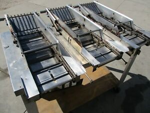 Belshaw Dr 42 Donut Robot Parts Conveyors W Flipper 1each 695 Free Shipping