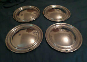 Vintage 15 Wheel Covers Large Moon Hubcaps 4 For Tthe Price Of 3