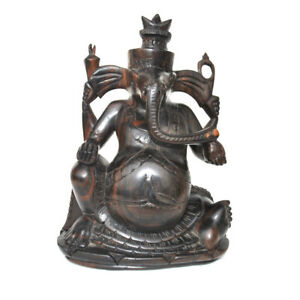 Vintage Hindu Elephant God Ganesha Mr15463