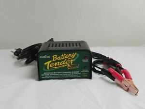 Deltran Battery Tender Plus 12v 1 25a Automatic Battery Charging System