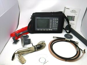 Anritsu S810c Site Master Site Master Line And Antenna Analyzer Complete W Case