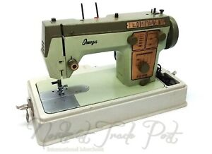 Replacement Parts For Omega Zig zag Sewing Machine Vintage Model Mod V 75