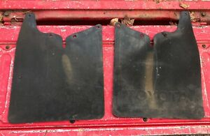 Toyota Pickup Truck Hilux 4x4 Front Mud Flaps 4wd 79 83
