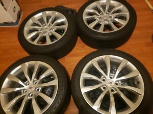 19 Inch Cadillac Xts Cts 08 19 Painted Wheel tire 4775 Oem Factory Single