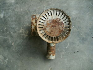 Ford Tractor 8n Cyclone Intake Air Pre cleaner