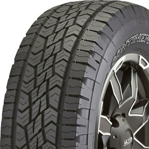 1 New 245 65r17 Continental Terraincontact At 245 65 17 Tire A t