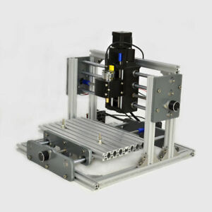 2417 Engraver Cnc Router Pcb Metal Desktop Mini Engraving Milling Machine Diy