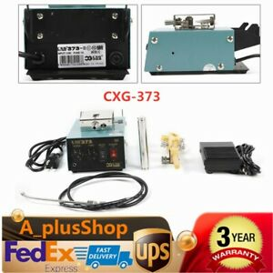 Cxg 373 Automatic Tin Supply Feed System Lead free Welding Soldering Machine 5w
