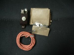 Nos 1938 1948 Chevy Master Special Deluxe Defroster Switch Assembly 3120407