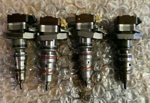 Ford 7 3 Powerstroke Injectors Good Used ae