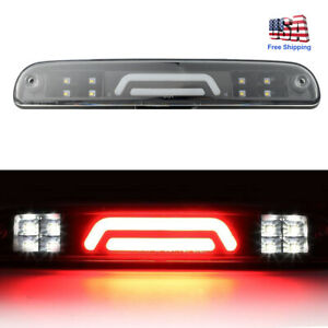 For 1999 2016 Ford F250 F350 Super Duty 3d Led Third 3rd Brake Light Lamp Bright