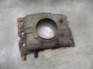 1963 Chevrolet Corvair Monza Engine Shroud Top Tin Cover