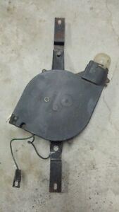 80s 90s Ford Oem Under Hood Retractable Trouble Light Itt 20 Long Working