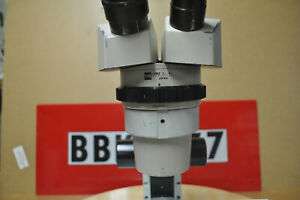 Olympus Vmz 1x 4x Stereo Scope With Stand