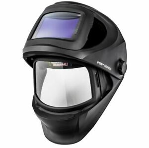 Lincoln Viking 3250d Fgs Welding Helmet K3540 3 Hood Tig Mig Stick Flip Up