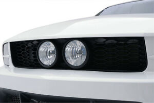 Fits 05 09 Mustang Gt 3dcarbon Center Light Eleanor Style Grille Blem New 691039