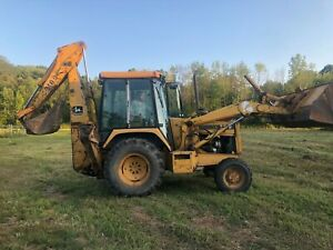 John Deere 310d 4x4 Heated Cab 5900hrs