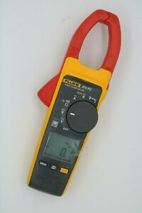 Fluke 374 Fc True Rms Ac dc Clamp Meter New With Case Manual Test Leads No Box