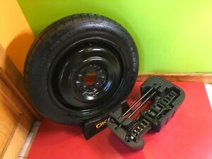 2009 2018 Dodge Journey Compact Spare Tire With Jack Kit 16 Inch