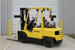 Hyster H65xm Forklift Truck
