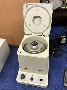 Eppendorf 5415 C Table Top Centrifuge microfuge 5415c Fully Tested