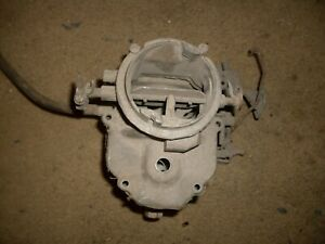Carburetor Core Parts Rebuild 2 Barrel Oem Carter 0 2681 2681 2bbl