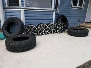 18 Inch Rims And Tires