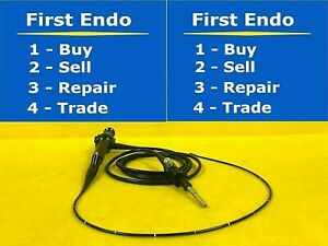 Olympus Urf p2 Ureteroscope Endoscope Endoscopy 908 s54