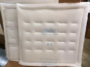 20 X 20 Viledon R1 Series 100 Premium Intake Filter Spraybooth Case 20