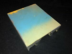 K O Lee Surface Grinder Model B2062b Table Guard Part S2030e Our 2