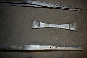 1932 Ford Frame Rails Front Crossmember 32 Roadster Pickup W Delivery Dates