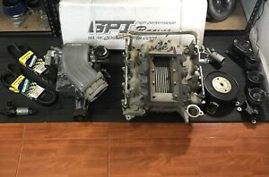 Ford F150 F250 Expedition 5 4 2v Lightning Conversion Supercharger Swap