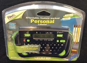Brother P touch Pt 80 M Tape Personal Electronic Labeler Label Maker Machine New