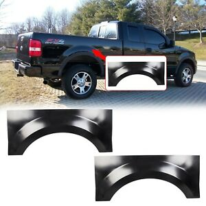 Fits 2004 2005 2006 2008 Ford F150 Upper Wheel Arch Repair Panels New Pair
