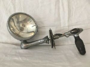Vintage Lorraine Controllable Driving Light Model 16 Appleton Electric Co