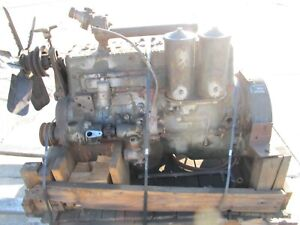 Rxc Hercules Engine Core 6 Cylinder Military Surplus Parts Engine