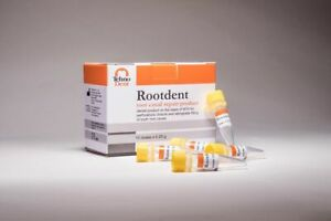Rootdent Root Canal Repair Product 10 Doses By Tehnodent Dental
