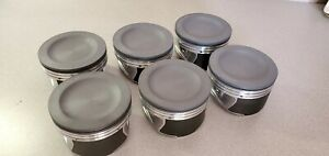 96 06 Buick gm 3 8l 3800 V6 L67 l32 Supercharged Pistons Set Of 6 12539085
