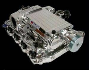 Kenne Bell 99 04 Mustang Gt 4 6l Complete Supercharger Big Bore 2 1l Intercooled