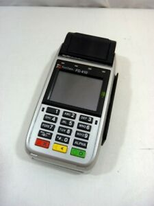 Used Fd410 Dw Wireless Credit Card Terminal