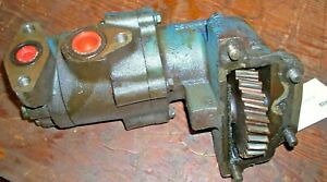 Ford 2000 Tractor 3 Cylinder Hydraulic Pump Assembly C7nn600y