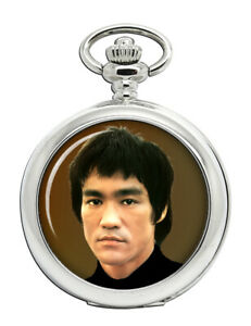 Bruce Lee Pocket Watch GBP 24.99