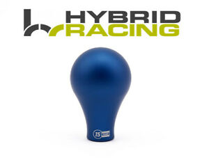 Hybrid Racing Maxim Performance Shift Knob Blue 15 Year Anniversary 10x1 5