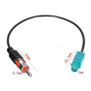 Car Radio Antenna Adapter Aerial Adapter Cable Wire Harness Plug For Bmw Vw New