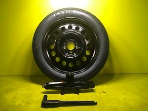 2015 2016 2017 2018 2019 Ford Edge Compact Spare Tire With Jack Kit